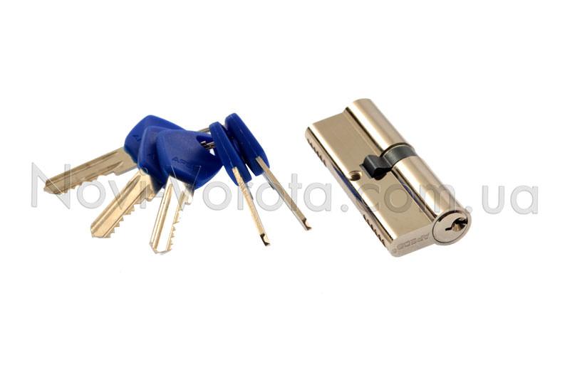 Сердцевина с ключами