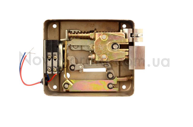 Пример устройства электромеханического замка