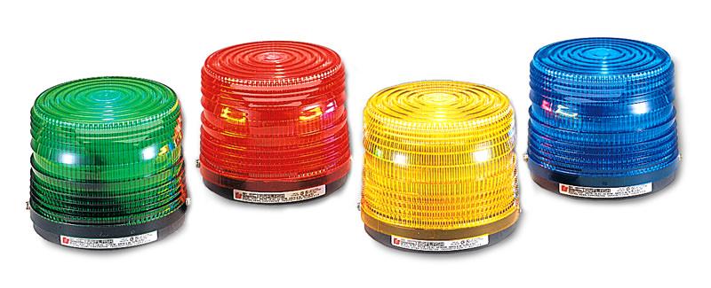 Стробоскопические разноцветные лампы