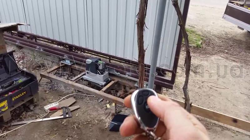 Как настроить автоматику для ворот