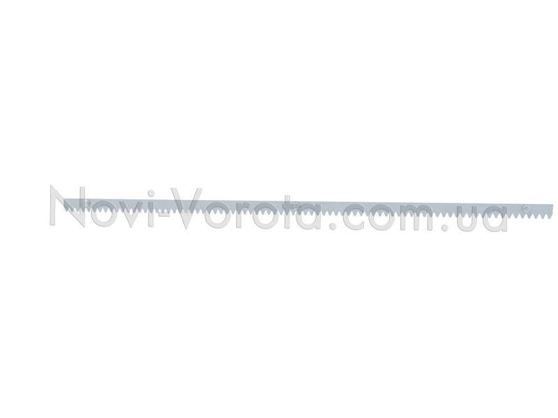 Зубчатая рейка с крепежными болтами