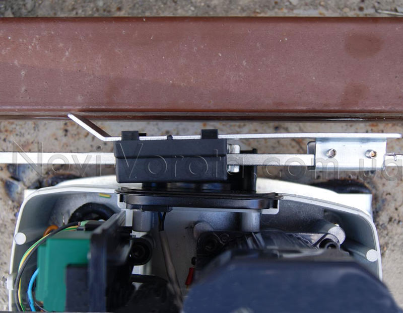 Магнитная система концевых выключателей