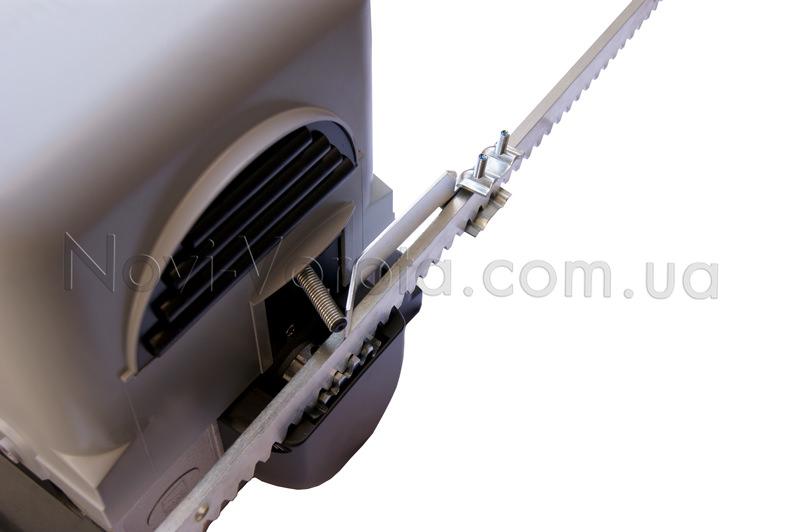 Механічна система кінцевих вимикачів