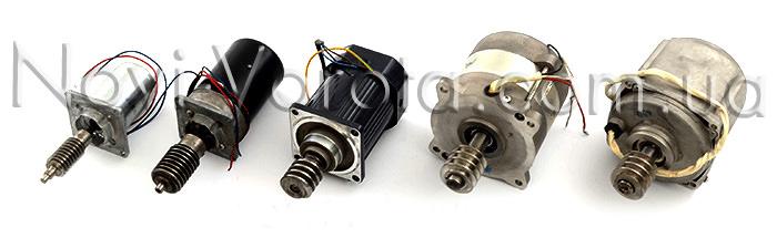 Двигатели различных электроприводов