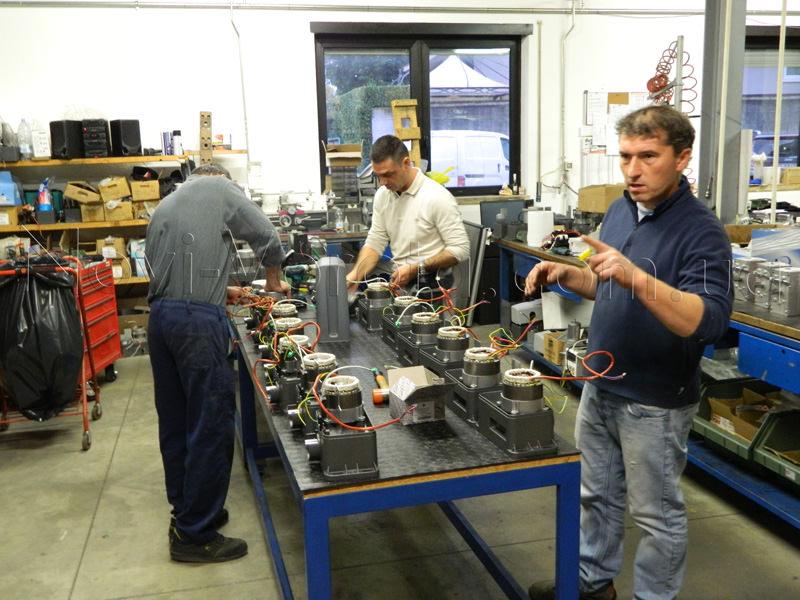 Завод Rotelli