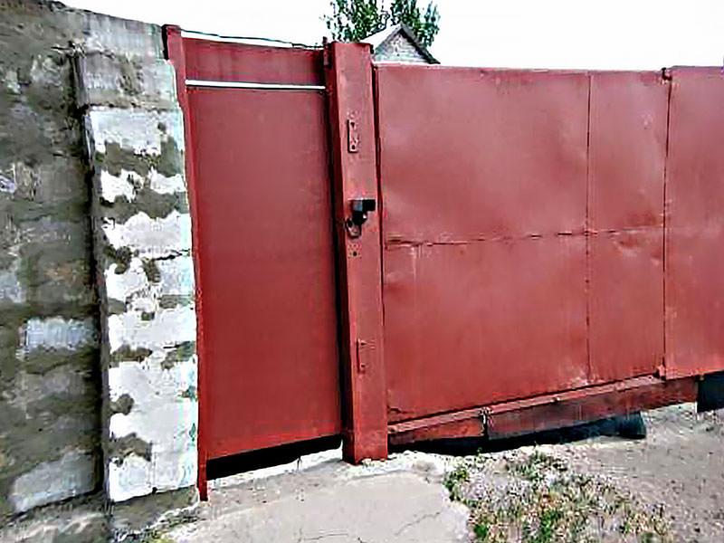 Неякісні ворота