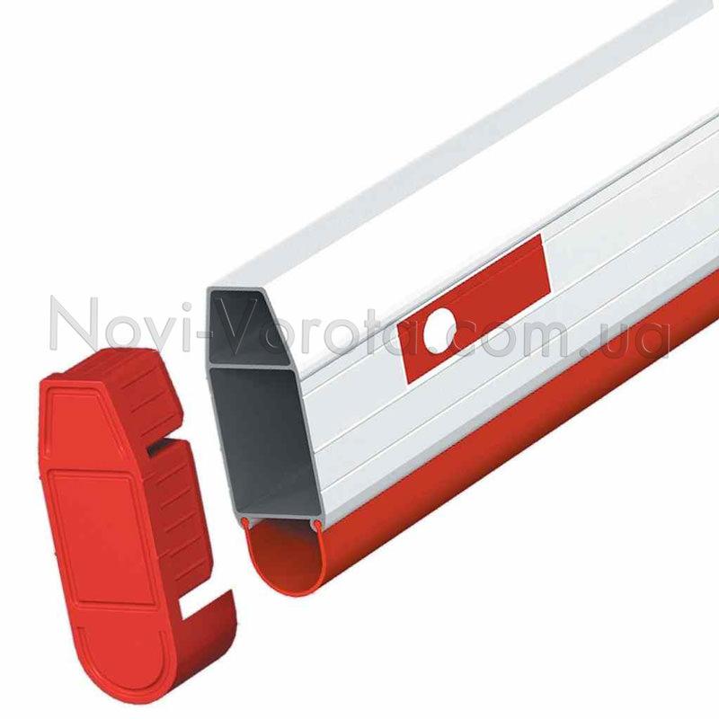Пластиковая заглушка для шлагбаума