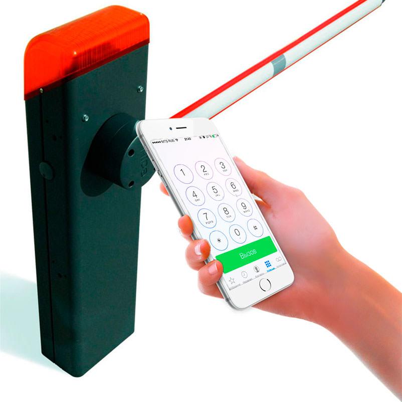 управління через GSM-модуль