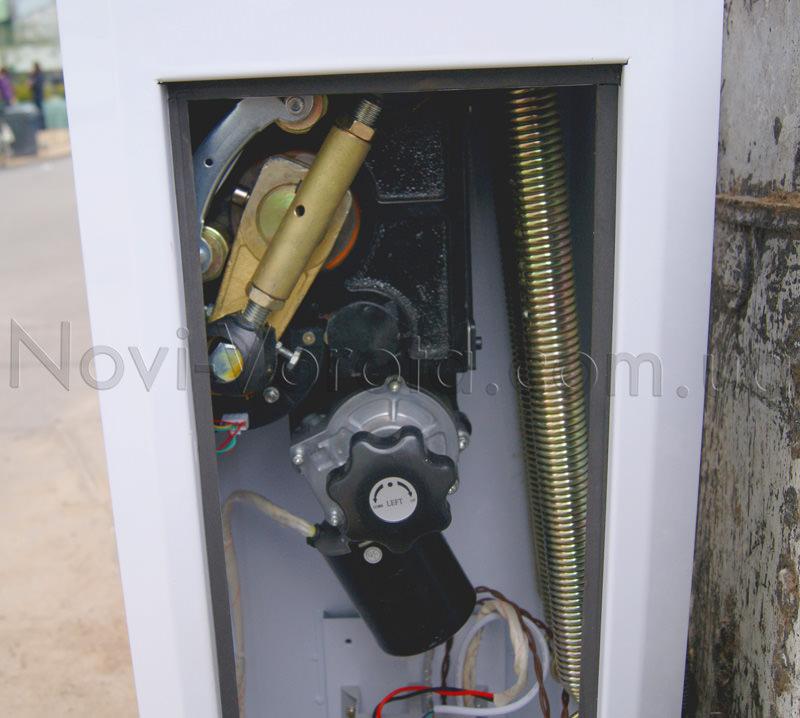 Электропривод шлагбаума Professional 306 в тумбе