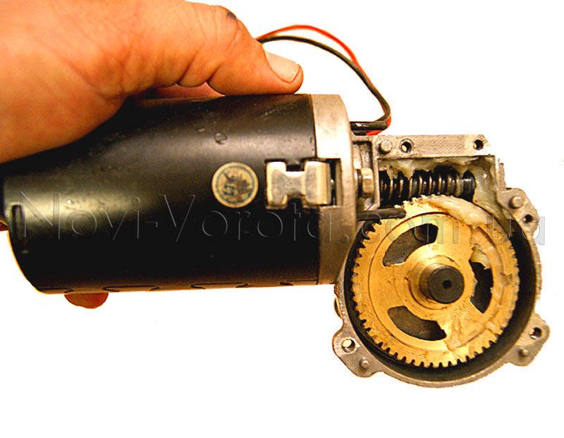 Мотор-редуктор Professional 306