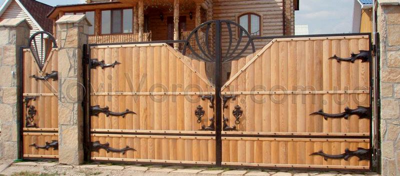 бытовые ворота