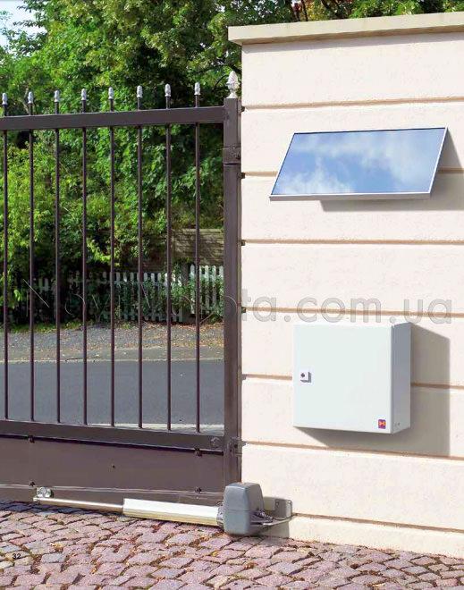 RotaMatic Akku на воротах