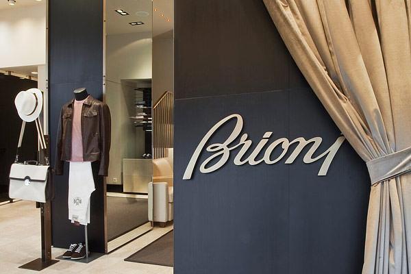 Магазин Brioni