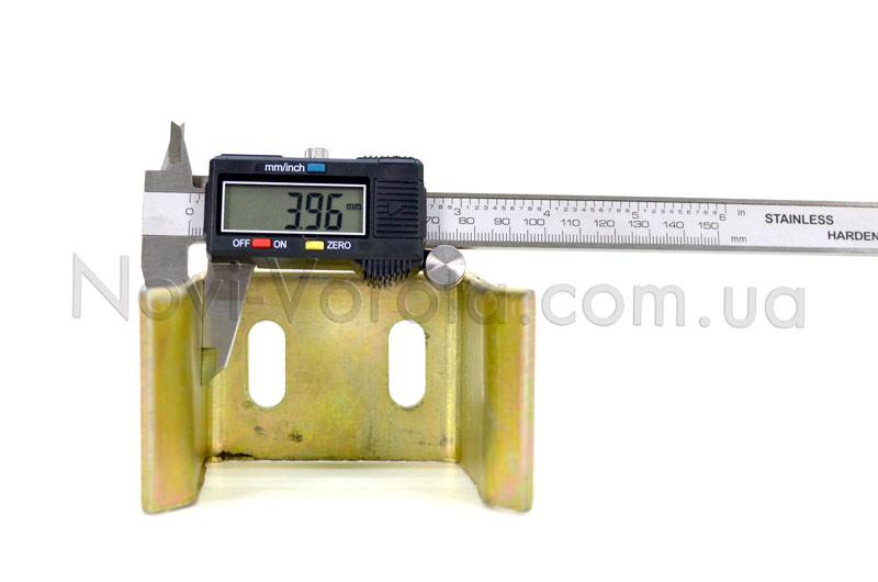 Измерение толщины стенок верхнего улавливателя
