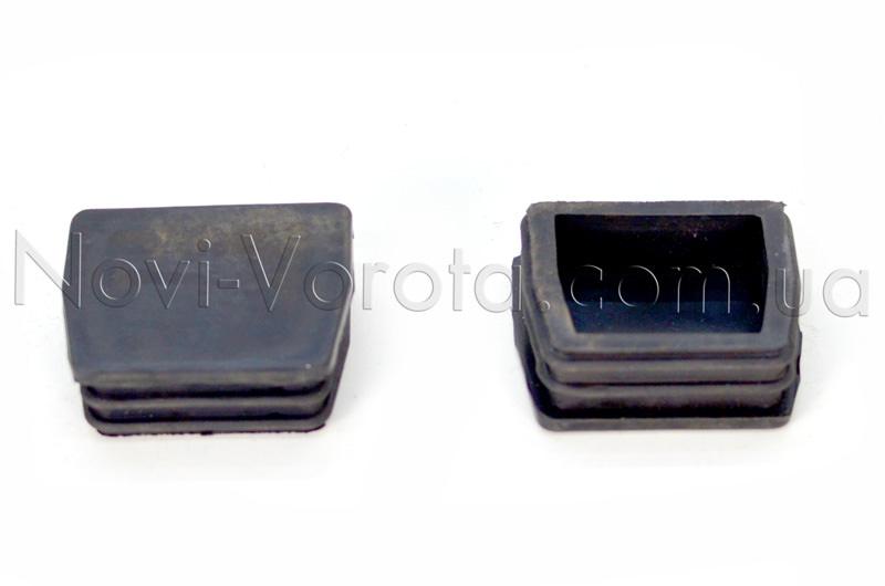 Заглушки металлического профиля специальной формы