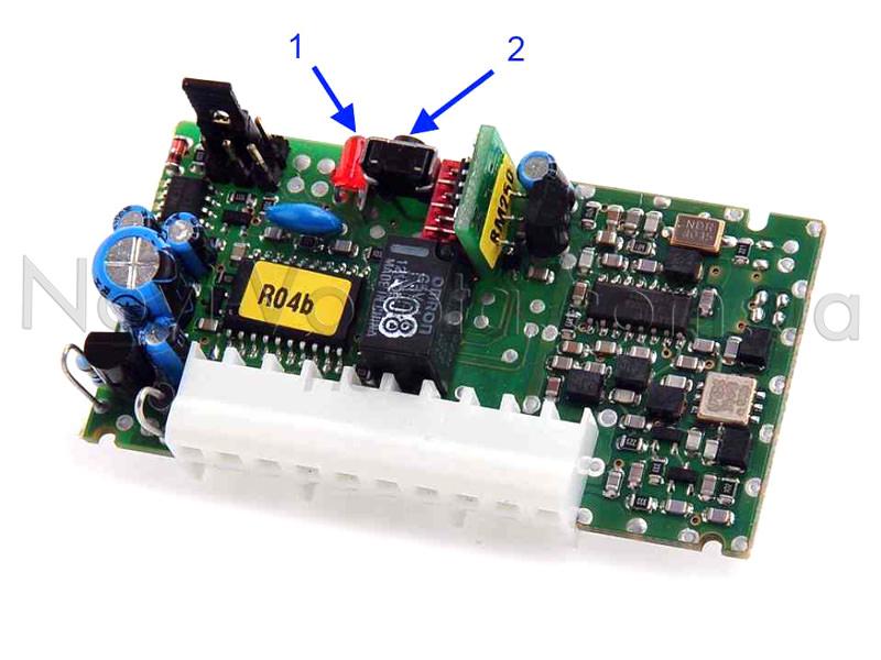 Приемник для программирования пультов FlO R-S