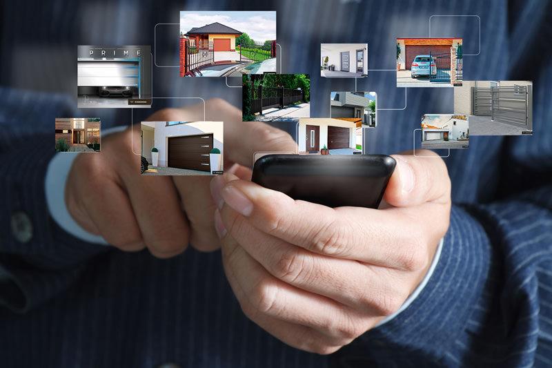 Управление автоматической системой через GSM-модуль
