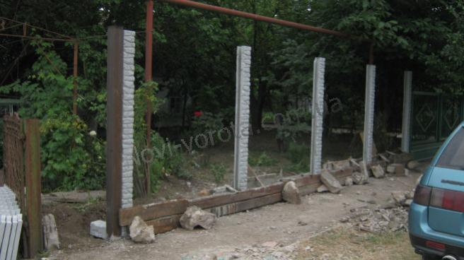 Откатные ворот Джанкой Крым
