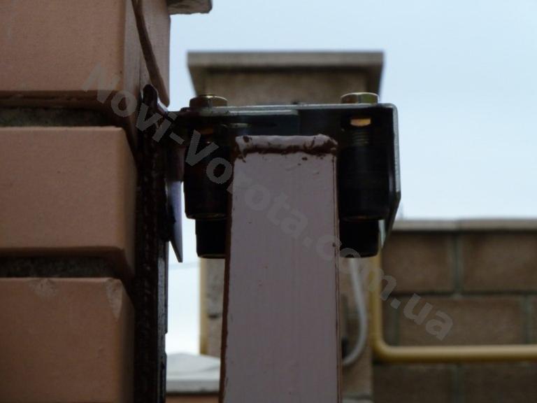 Откатные ворота своими руками Севастополь - верхние ролики