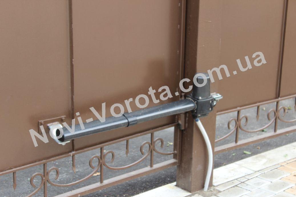 автоматика распашных ворот в Сумах Came Krono