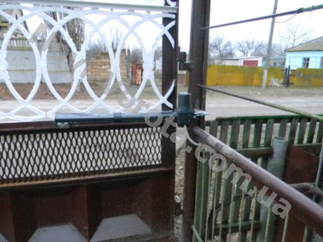 Автоматика распашных ворот в Херсоне