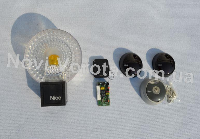 Сигнальная лампа, пульты, фотоэлементы Nice Robo kce (RO 1000)