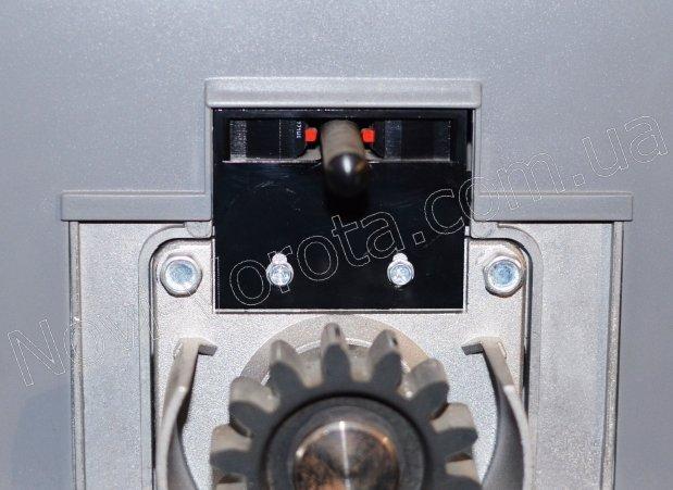 Механический концевой выключатель