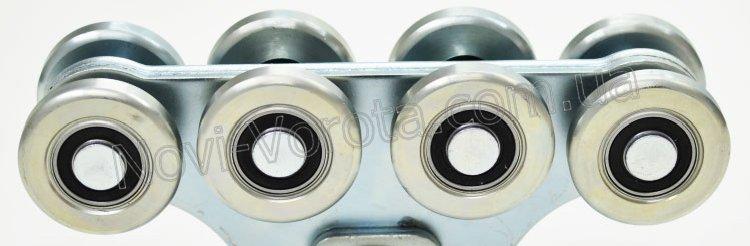 Металлические ролики для ворот