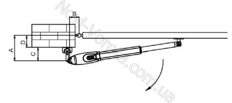 Miller Technics 5000 схема установки привода