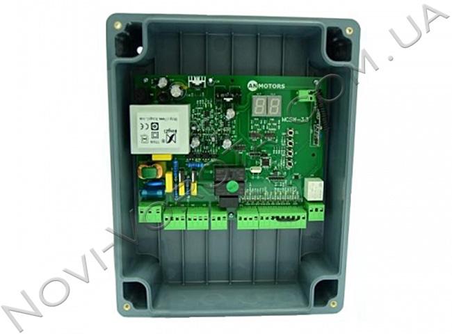 Блок управления со встроенным радиоприемником CUSD-1 для AN-Motors ASW 3000