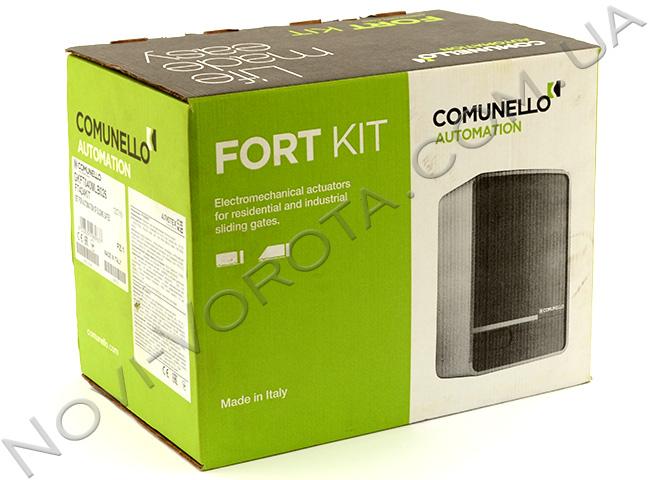 упаковка электропривода Comunello Fort
