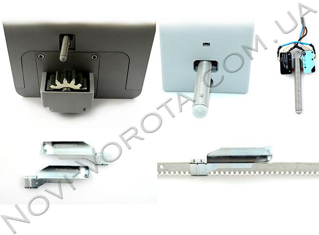 Механическая система концевых выключателей серии Fort