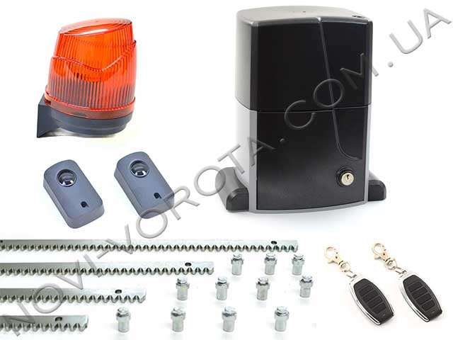 Расширенная комплектация автоматики RotelliPRO2000