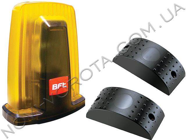 сигнальная лампа и фотоэлементы BFT
