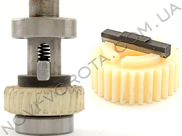 устройство механизма ручного разблокирования BFT