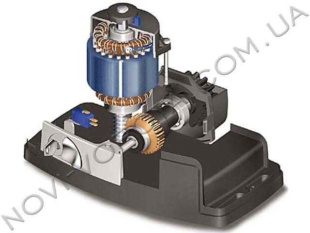 Схема мотор-редуктора Roger G30